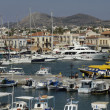 City of Egine in Saronic gulf — Stock Photo #22378695