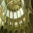Stock Photo: Normandie, abbey of Mont Saint Michel
