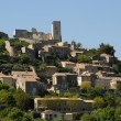 Village of Lacoste  in Provence — Stock Photo