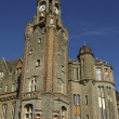 Stock Photo: City hall of Le Touquet Paris Plage in Nord Pas de Calais