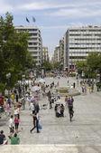 Athenes şehir — Stok fotoğraf