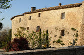Village of Goult in Provence — Stock Photo
