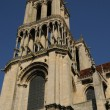 France, collegiate church of Mantes — Stock Photo #22380023