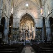 Francisco church in Evora — Stock Photo