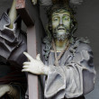 Stations of the Cross in Guimaraes — Stock Photo