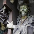 Stock Photo: Stations of the Cross in Guimaraes