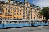 Szwecja, riddarhuset w Sztokholmie — Zdjęcie stockowe
