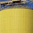 Silo in Les Yvelines — Stock Photo