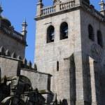 Porto cathedral — Stock Photo