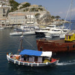 Picturesque island of Hydra in Saronic gulf — Stock Photo