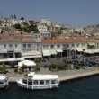 Picturesque island of Poros in Saronic gulf — Stock Photo #22588737