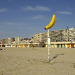 City of Le Touquet Paris Plage in Nord Pas de Calais — Stock Photo