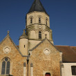 Стоковое фото: France, church of Saint Martin lGarenne in Les Yvelines