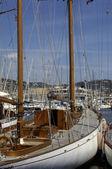 Vieux port i marseille Provence — Stockfoto