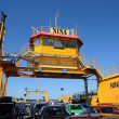Stock Photo: Ferry of Faro