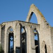 Stock Photo: Ruin of old and picturesque church in Visby