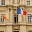 Stock Photo: City hall of Arles in Provence