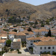 Hydra island in Saronic gulf — Stock Photo