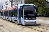 Oslo tramway — Stock fotografie