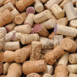 Assortment of French wine corks — Stock Photo #23053480