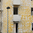 Stock Photo: France, demolition of an old building in Les Mureaux