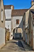 Francja, miejscowości vernouillet w les yvelines — Zdjęcie stockowe
