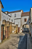 France, the village of Vernouillet in les Yvelines — Stock Photo