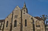 France, l'eglise saint christophe de cergy — Photo