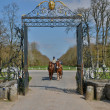 Haras National du Pin in Normandie — Stockfoto