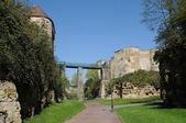 Château de caen en normandie — Photo