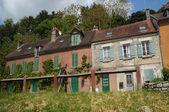 France, le village de vétheuil en val d'oise — Photo