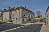Village of Brueil en Vexin in Les Yvelines — Stock Photo