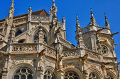 Saint Pierre church in Caen — Stock Photo