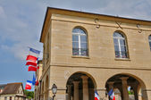 France, the city hall of La Roche Guyon — Stock Photo