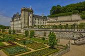 Castello di villandry, val de loire — Foto Stock