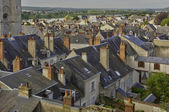 The city of Blois in Loire et Cher — Stock Photo