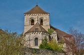 France, the church of Fontenay Saint Saint Pere in Les Yvelines — Stock Photo