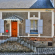 France, Maurice Ravel house in Montfort l Amaury — стоковое фото #32000541