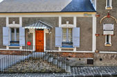 France, the Maurice Ravel house in Montfort l Amaury — Stock Photo