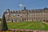 Caen city hall in Normandie — Stock Photo