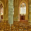 France, the Saint Martin church of Triel sur Seine — Stock Photo