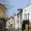 Village of Brueil en Vexin in Les Yvelines — Stock Photo