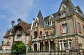 France, city of Cabourg in Normandy — Stock Photo