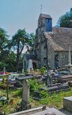 France, church of Saint Lambert in the Yvelines — Stock Photo