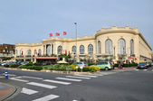 France, casino of Deauville in Normandie — Stockfoto