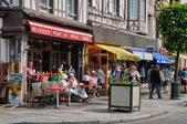 France, city of Cabourg in Normandy — Stockfoto