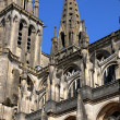 Stock Photo: Cathedral of Sees in Normandie