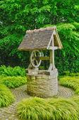 Les jardins du pays d auge à cambremer en normandie — Photo