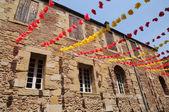 Perigord, the small city of Bergerac in Dordogne — ストック写真