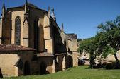Perigord, the picturesque city of Sarlat la Caneda in Dordogne — Stock Photo
